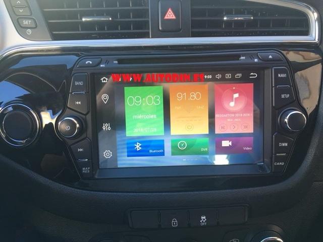 RADIO GPS AUTODIN  KIA CEED(2012-   ) - foto 1