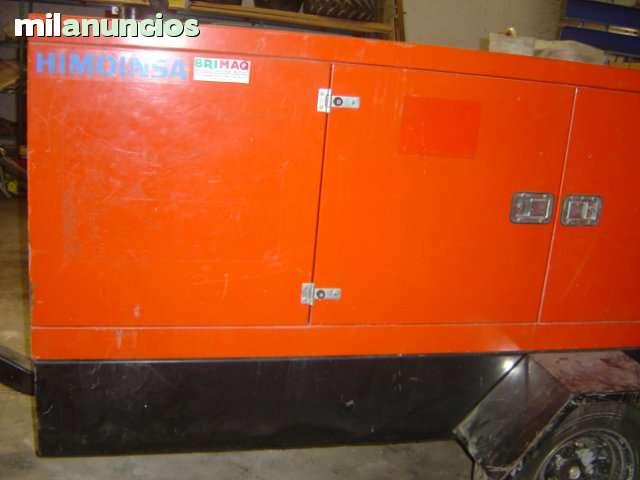 GENERADORES GRUPOS ELECTROGENOS MOTORES - foto 2