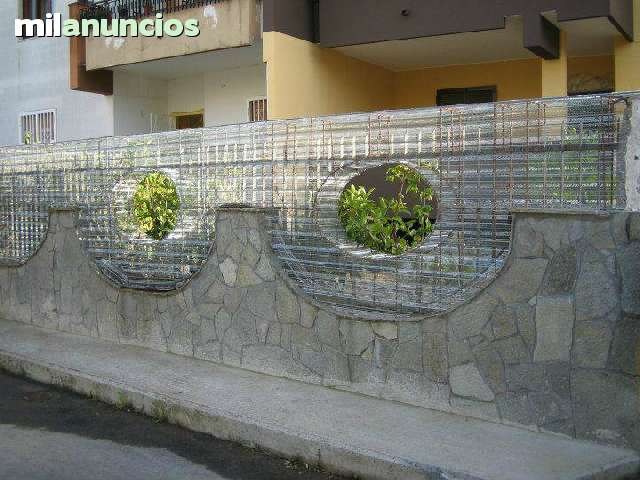IGNIFUGACIONES NERVOMETAL® MALLA.  - foto 3