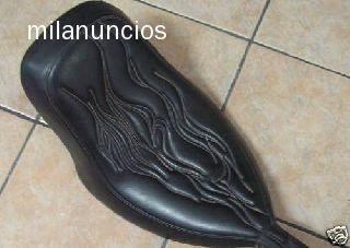 ASIENTO SOLO CHOPPER - MODELO BLACK JACK - foto 1
