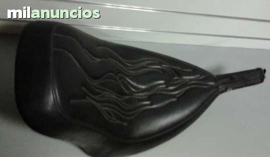 ASIENTO SOLO CHOPPER - MODELO BLACK JACK - foto 5