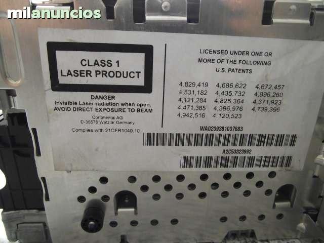 NAVEGADOR PROFESSIONAL CCC BMW E70 Y E71 - foto 5
