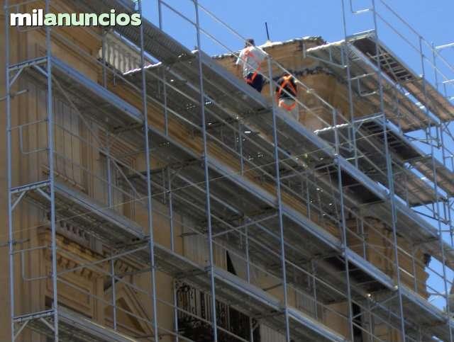 ANDAMIOS ENCOFRADOS PLATAFORMA - foto 3