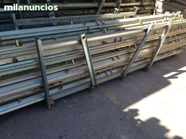 ANDAMIOS ENCOFRADOS PLATAFORMA - foto 4