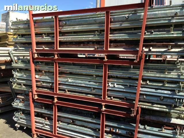 ANDAMIOS ENCOFRADOS PLATAFORMA - foto 5