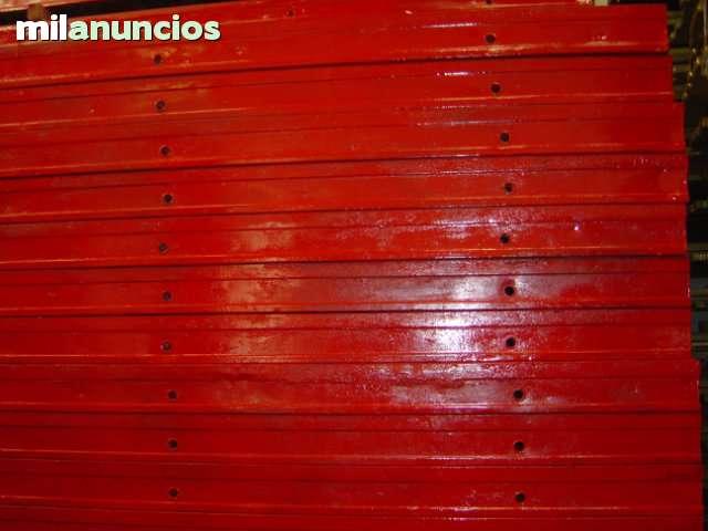 ANDAMIOS ENCOFRADOS PLATAFORMA - foto 8
