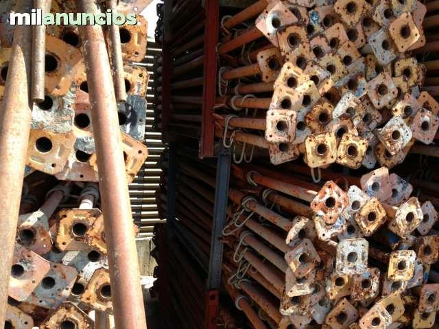 ANDAMIOS ENCOFRADOS PLATAFORMA - foto 9
