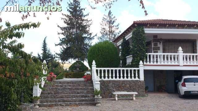 CHALET CON PISCINA, PARCELA Y POZO PROPIO - foto 2