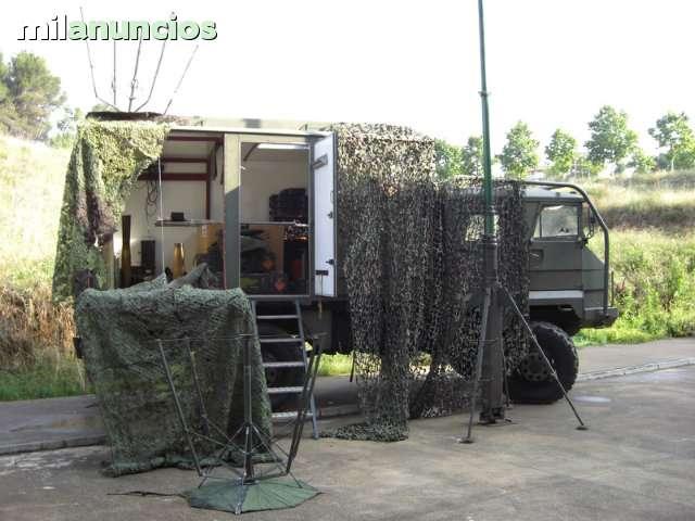 CAMION 4X4 - AUTOCARAVANA - CAMBIO - foto 3