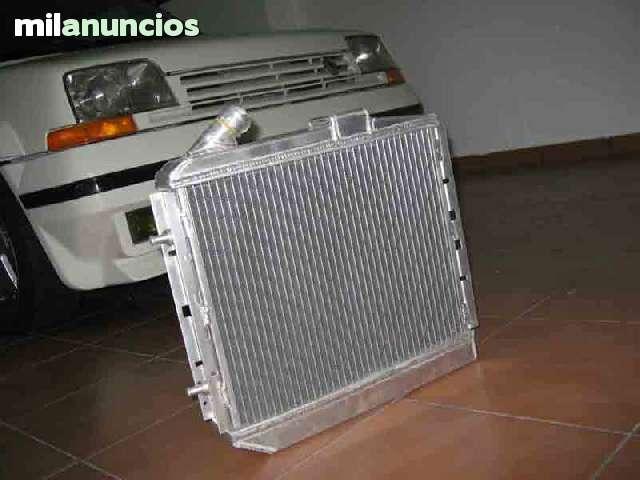 RADIADOR RENAULT 5 GT TURBO 70MM - foto 1