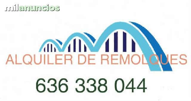 ALQUILER DE REMOLQUES DE CARGA - foto 5