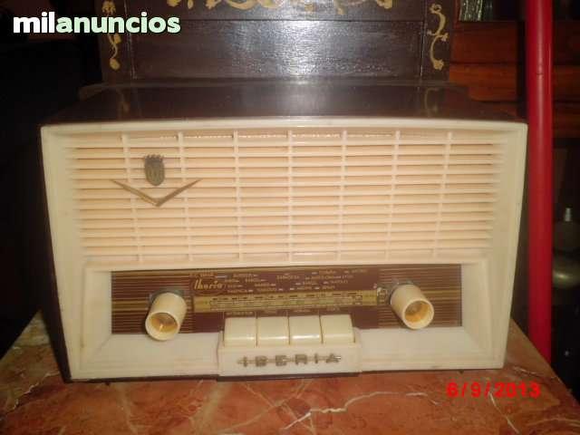 RADIO ANTIGUA IBERIA FUNCIONANDO.