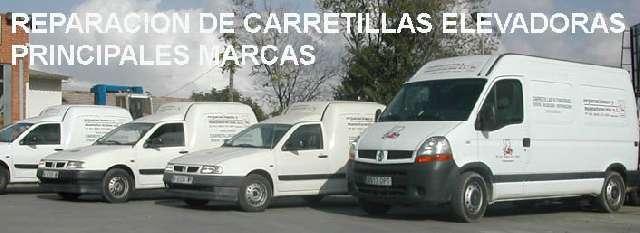 REPARACION DE CARRETILLAS ELEVADORAS - foto 1