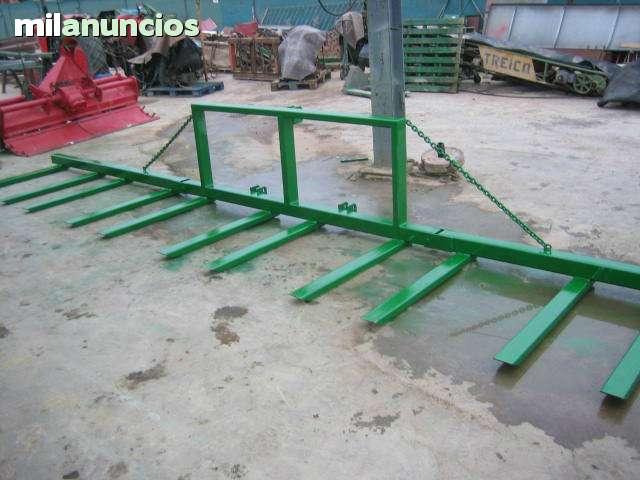 PORTAPALETS HIDRAULICOS ELEVADORES - foto 3