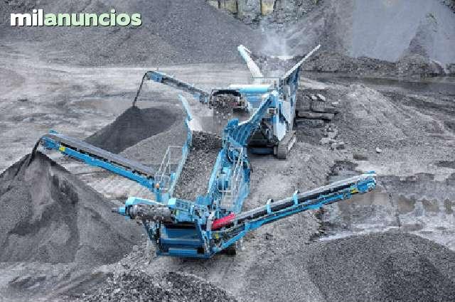 TRITURACION Y EXPLOTACION DE CANTERAS - foto 2