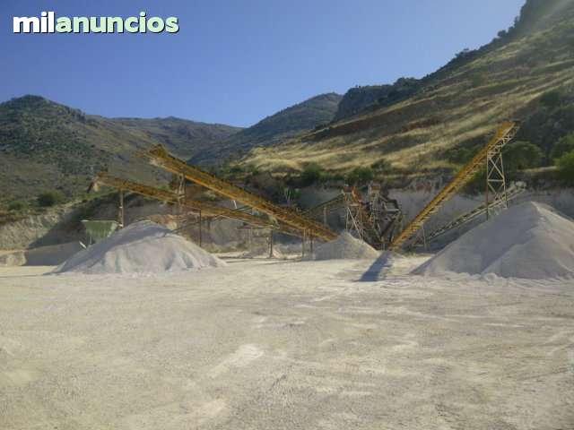 TRITURACION Y EXPLOTACION DE CANTERAS - foto 3