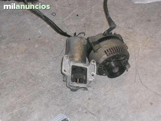 MOTOR DE ARRANQUE Y ALTERNADOR MONDEO V6 - foto 1