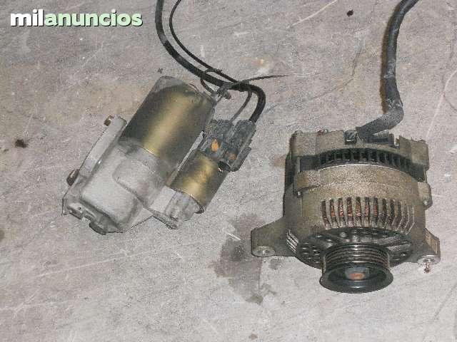 MOTOR DE ARRANQUE Y ALTERNADOR MONDEO V6 - foto 2