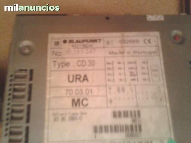 RADIO CD MP3 OPEL VECTRA - foto 2