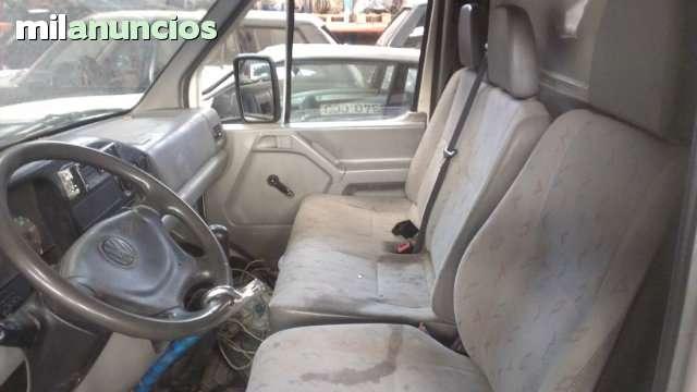 DESPIECE  COMPLETO VW LT46 2. 8 TDI CAJA - foto 4