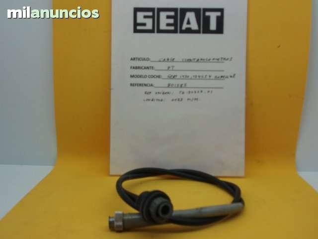 CABLE CUENTAKILOMETROS SEAT 1430, 124 - foto 1