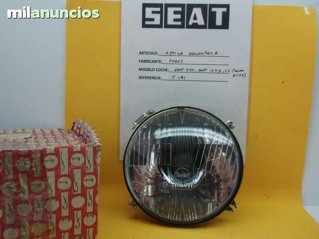 FARO SEAT 124 PRIMERA SERIE Y SEAT 850 - foto 1