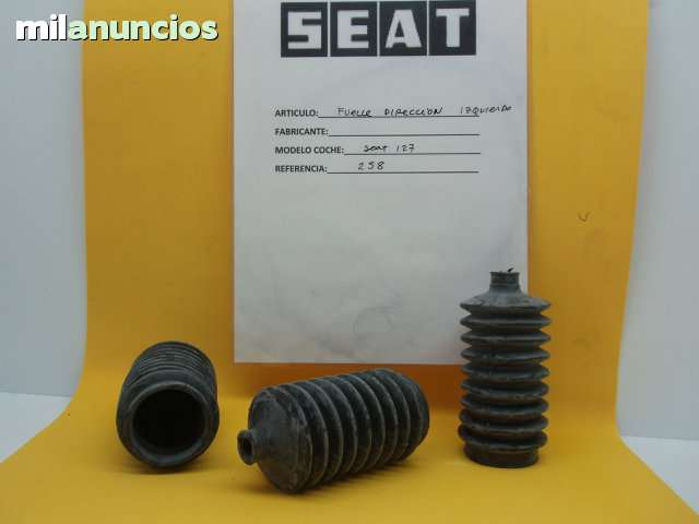 FUELLE CREMALLERA DIRECCION SEAT 127 - foto 1