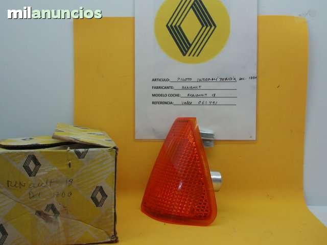 PILOTO INTERMITENCIA RENAULT 18 - foto 1
