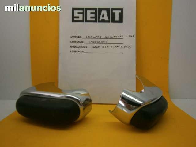 MASCOTAS PARAGOLPES SEAT 850, 600 - foto 1