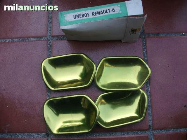 JUEGO UÑEROS COCHES CLASICOS - foto 6