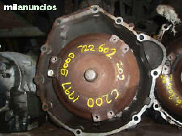 CAJA CAMBIOS MERCEDES W202 722602 - foto 1