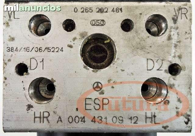 ABS MERCEDES CLASE A A0044310912 - foto 2