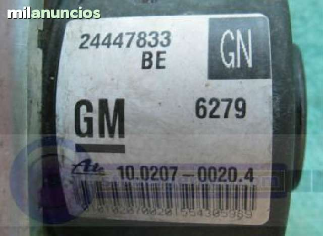 BOMBA ABS OPEL ASTRA H 24447833 - foto 1