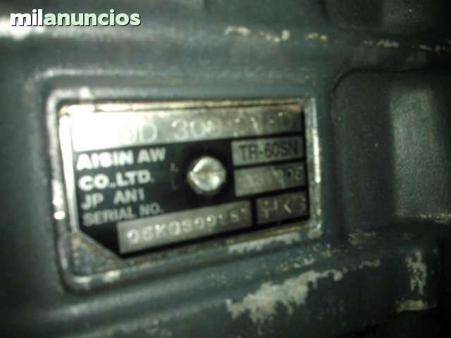 CAJA CAMBIOS VW TOUAREG 3. 0 TR-60SN HXG - foto 3