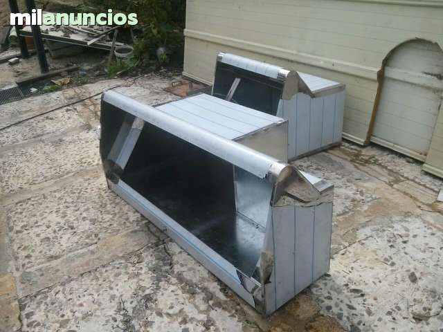 MESA DE TRABAJO DE ACERO INOXIDABLE - foto 5