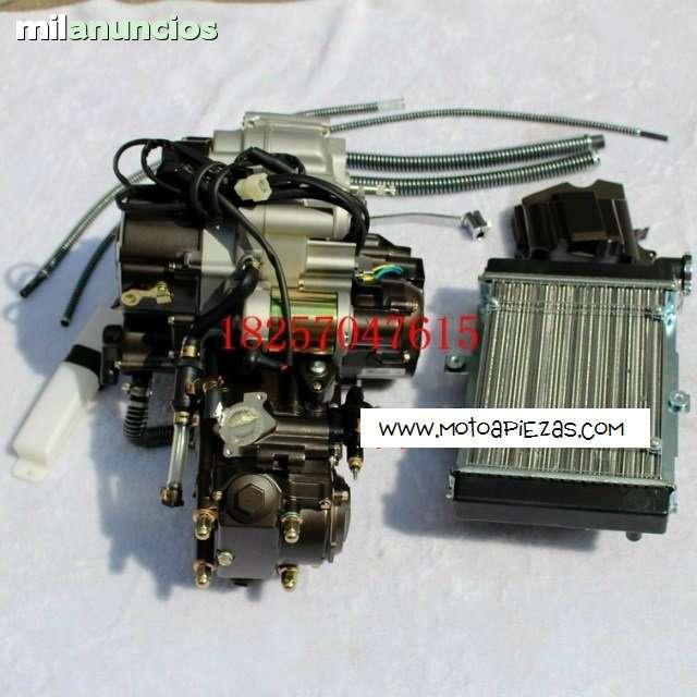 MOTOR LONCIN CB 250CC REFRIGERADO POR AG - foto 1