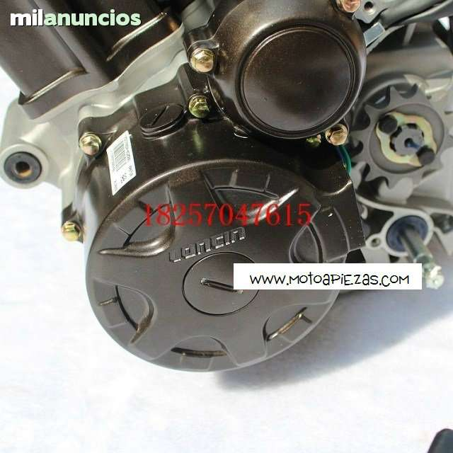 MOTOR LONCIN CB 250CC REFRIGERADO POR AG - foto 5