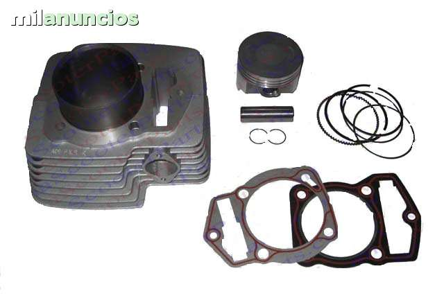 KIT CILINDRO LONCIN  69MM 17MM 82MM 250C - foto 1