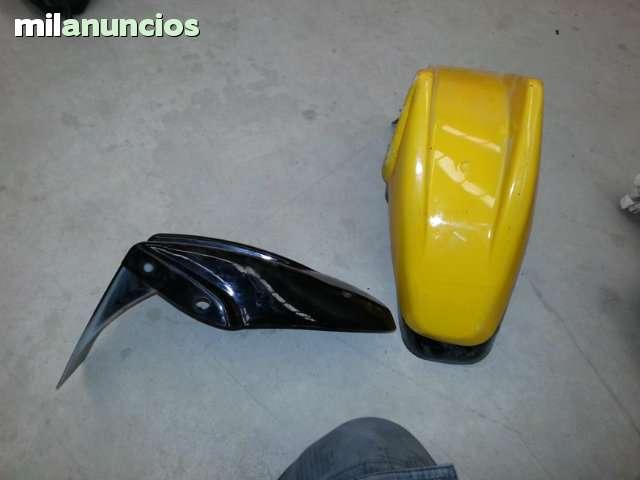 CACHEADO Y NEUMATICOS DE MINIMOTO - foto 4