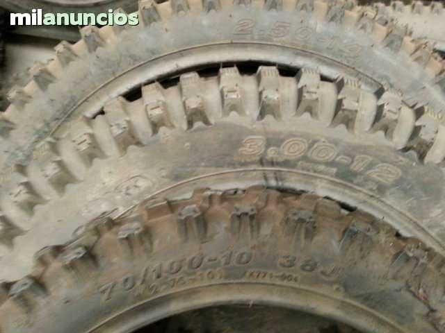 CACHEADO Y NEUMATICOS DE MINIMOTO - foto 1