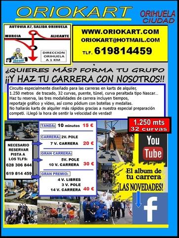 CARRERA - KART DE ALQUILER - foto 3
