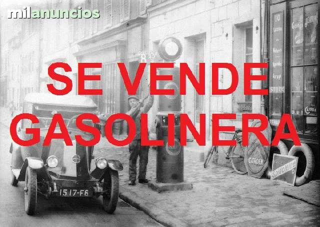 GASOLINERA Y TIENDA - foto 1