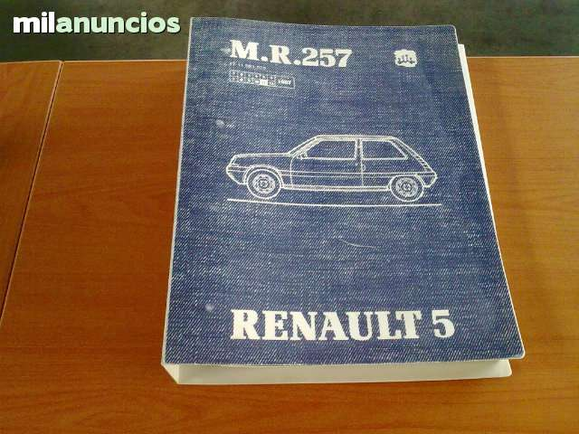 LOTE MANUALES COCHES CLASICOS - foto 3