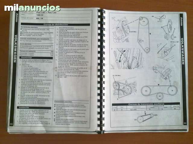 LOTE MANUALES COCHES CLASICOS - foto 4
