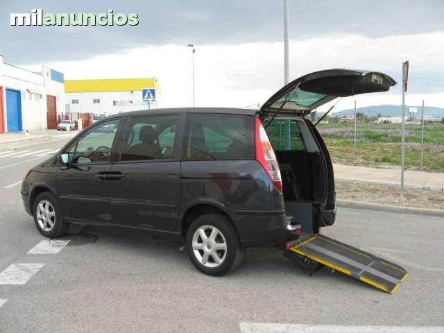 FIAT - ULYSSE ADAPTADA MINUSVALIDOS - foto 1