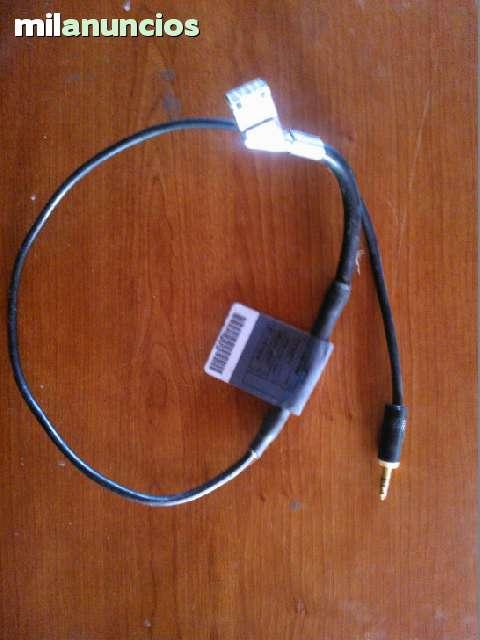 VENDO CABLE CONEXION RADIO BMW - foto 1
