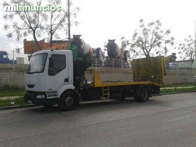 TRANSPORTE VEHÍCULOS - WWW. TRANSMAQUINARIA. COM - foto 4
