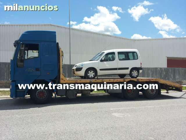 TRANSPORTE VEHÍCULOS - WWW. TRANSMAQUINARIA. COM - foto 8