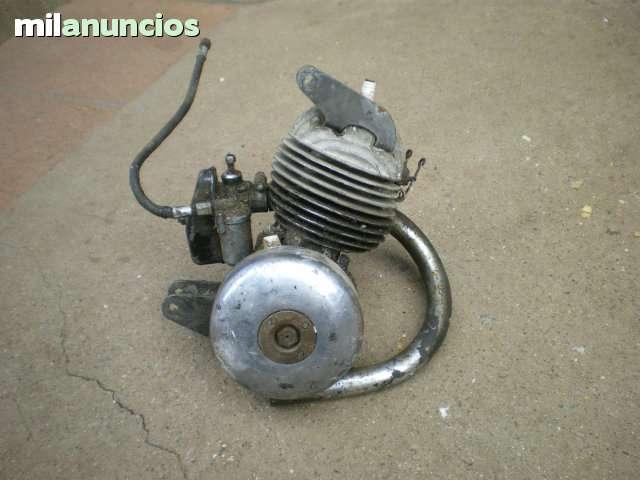 MOTOR MOTOBECANE 49. 9 CM3 - foto 3