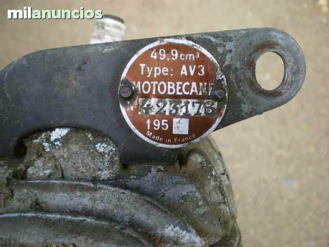 MOTOR MOTOBECANE 49. 9 CM3 - foto 5